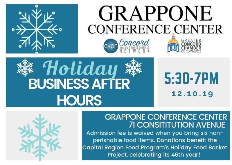 Holiday Business After Hours with the Chamber & CYPN