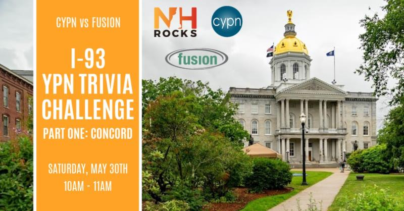 I-93 Trivia Challenge with CYPN, Fusion & NH Rocks! Part 1